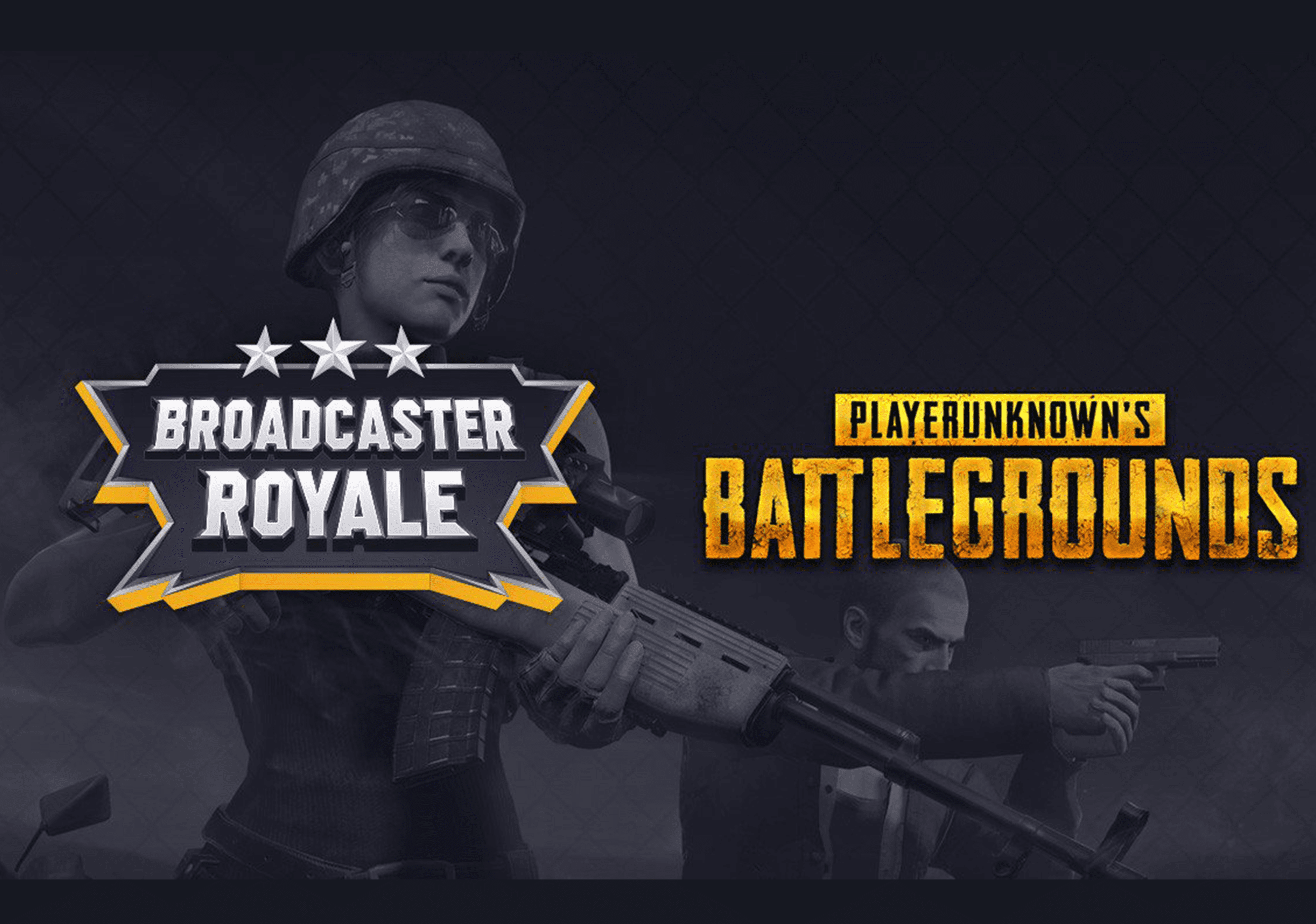 Banner for article titled Broadcaster Royale PUBG Tournament Overview
