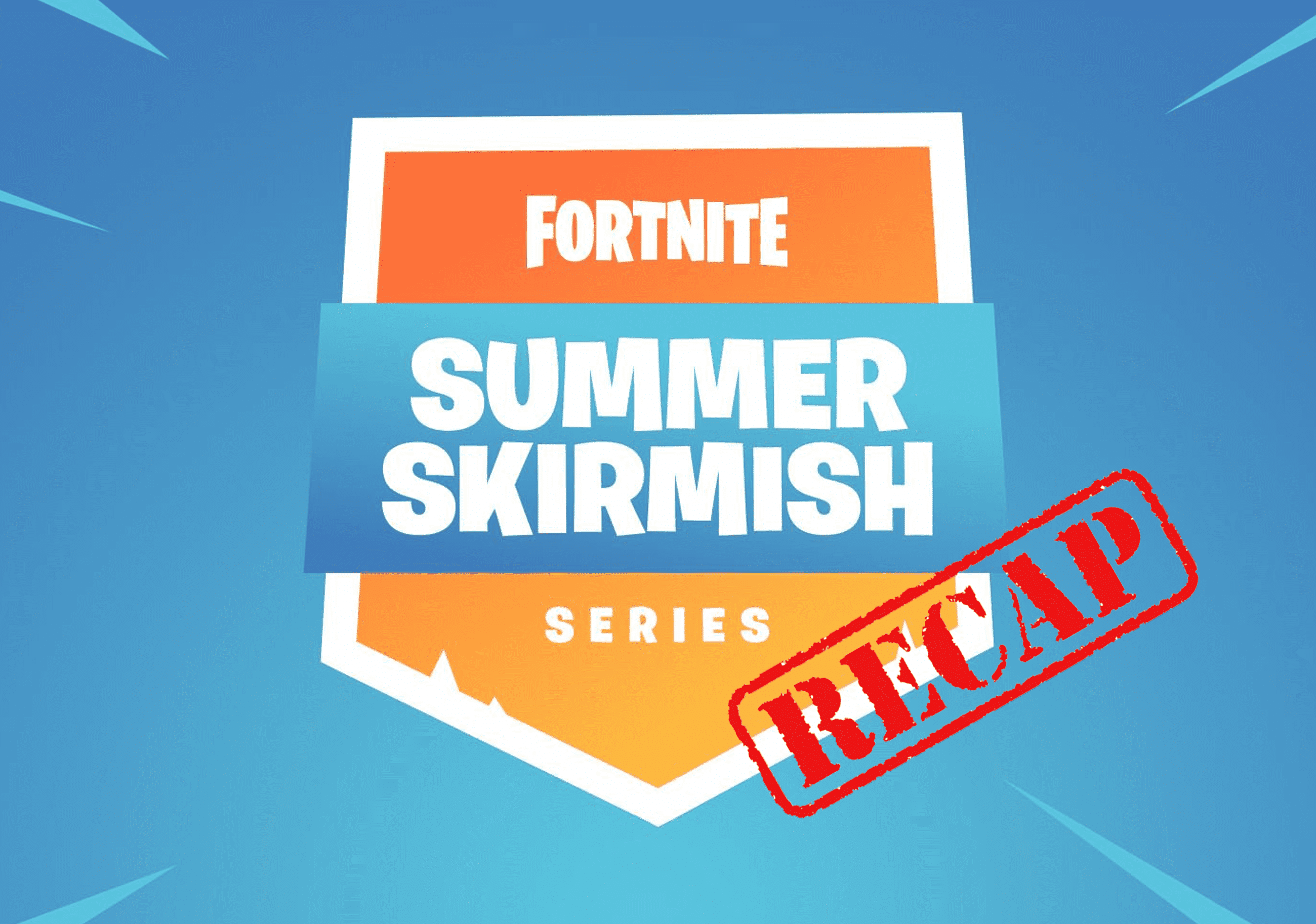 Banner for article titled - Fortnite Summer Skirmish Recap – Epic Games is here!