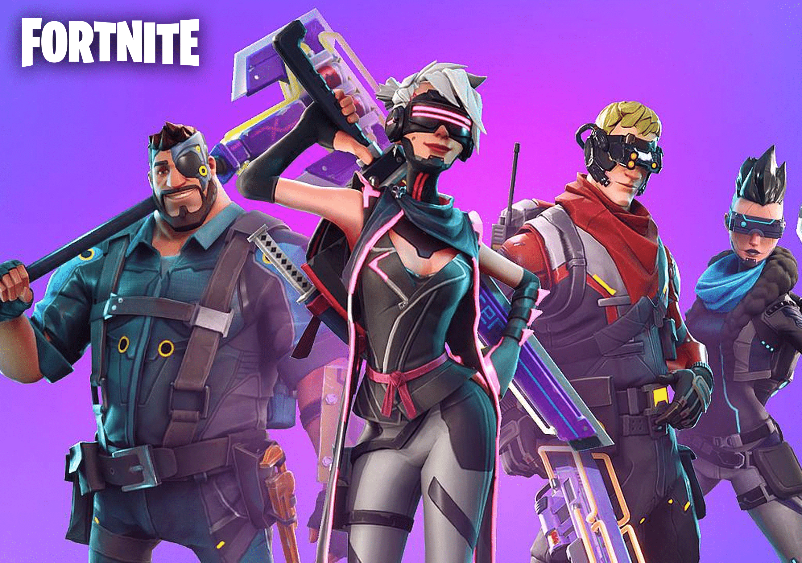 Banner for article titled - The Future of Fortnite eSports