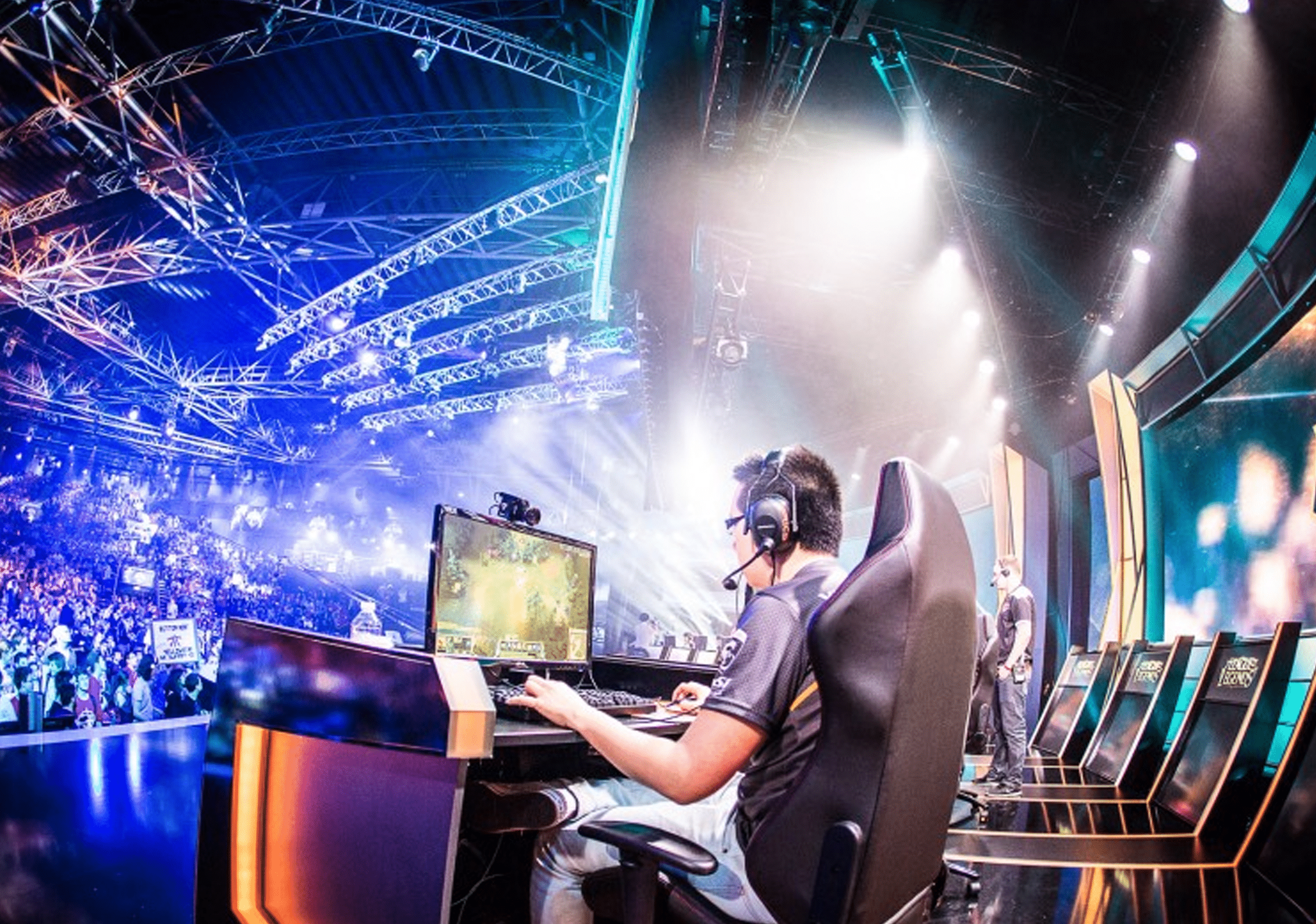 Banner for article titled - What Are the Best Paying Jobs in eSports?