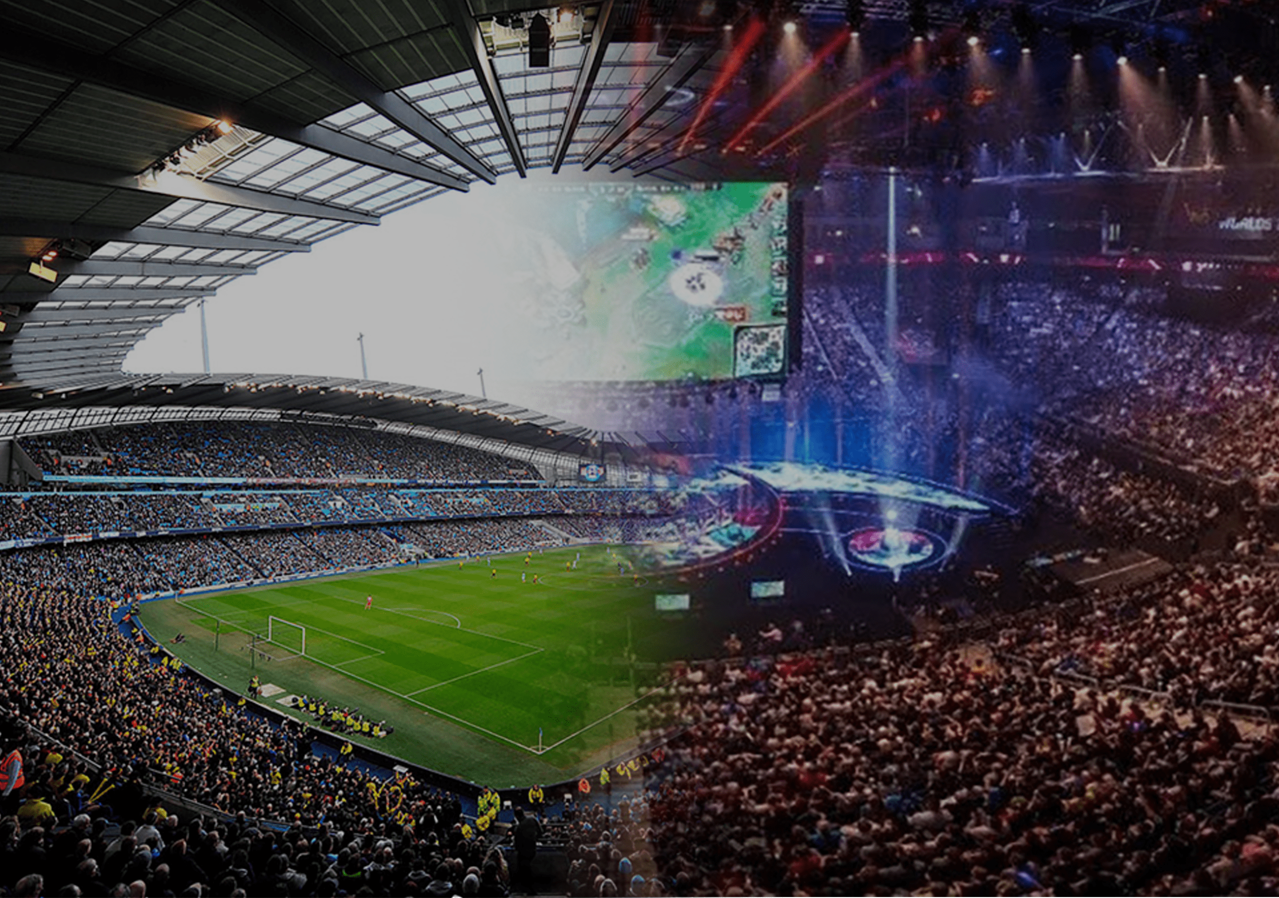 Banner for article titled - eSports taking over regular sports – The Future of Gaming