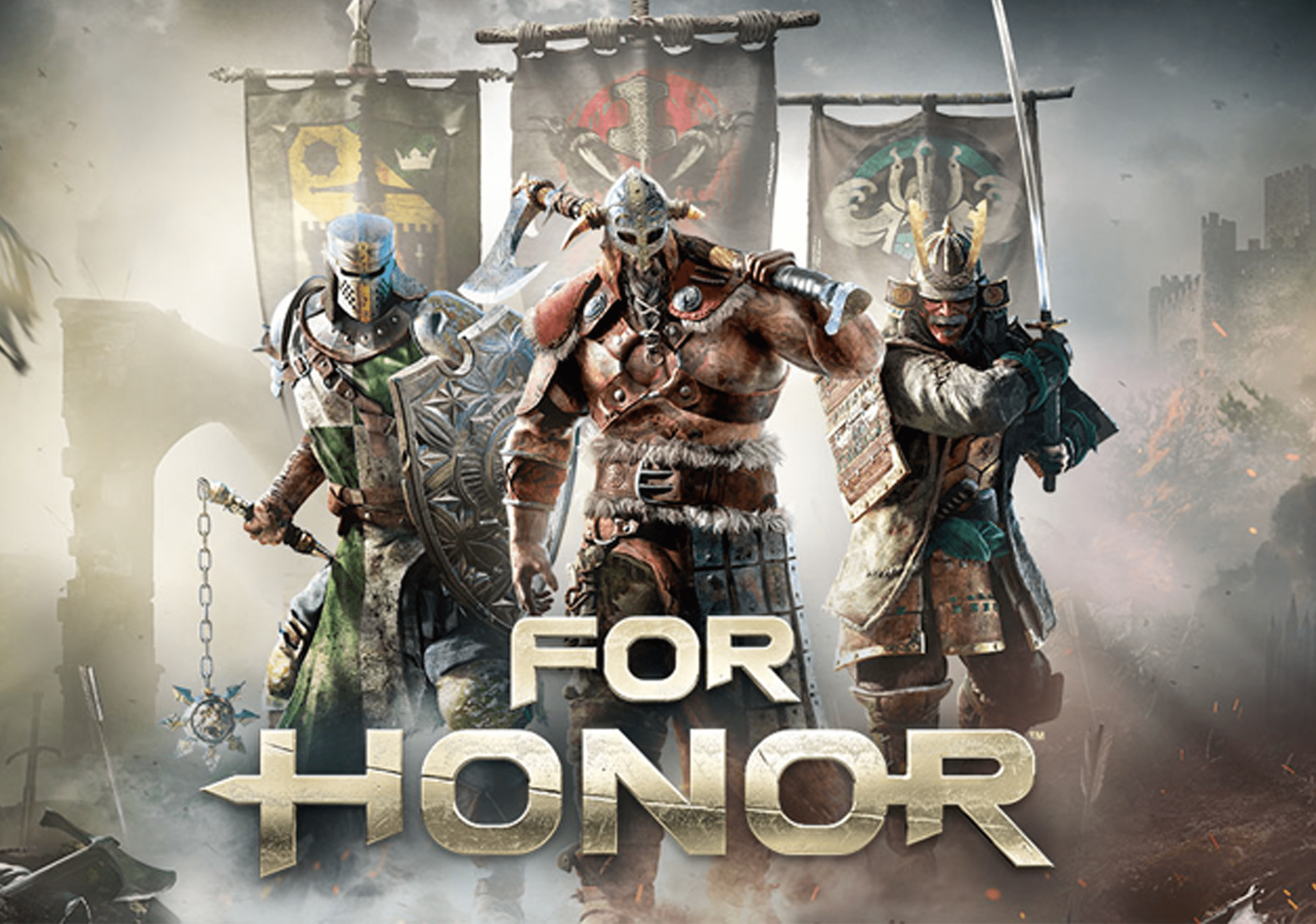 Banner for article titled For Honor eSports Potential – A new eSports hit
