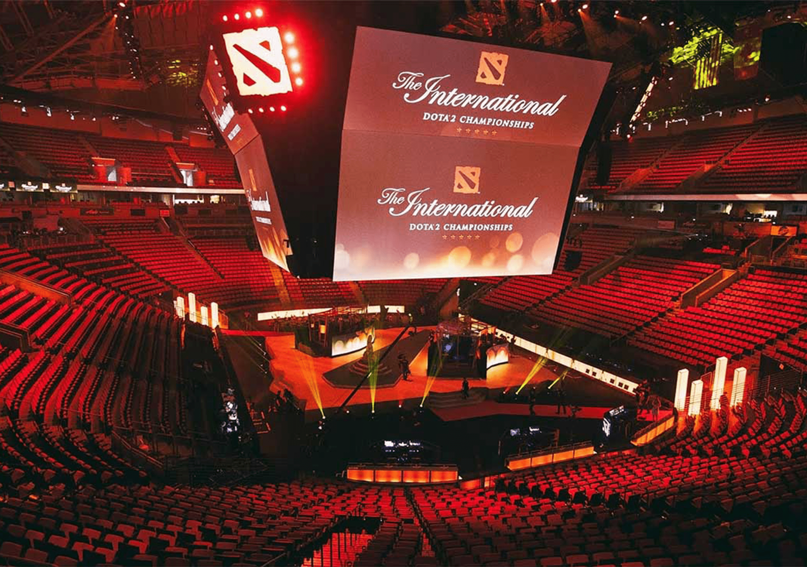 Banner for article titled The International 2018