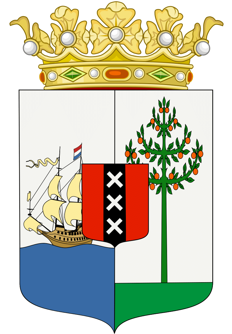 Image of the Coat of arms of Curaçao