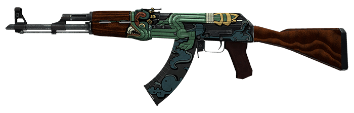 ak47 fire serpent csgo