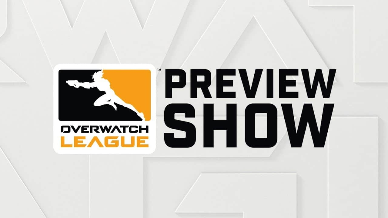 Overwatch preview show