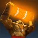In the Earthshaker Guide, Enchant Totem is the 2nd highest damage output from abilities.
