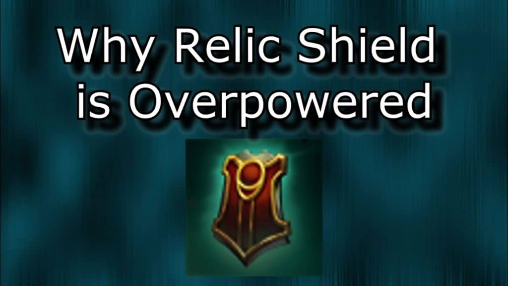 In the Leona Guide you can thoroughly find out why the Relic Shield is so important on the tanky Support.