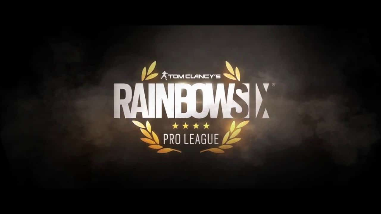 R6S Pro League Standings