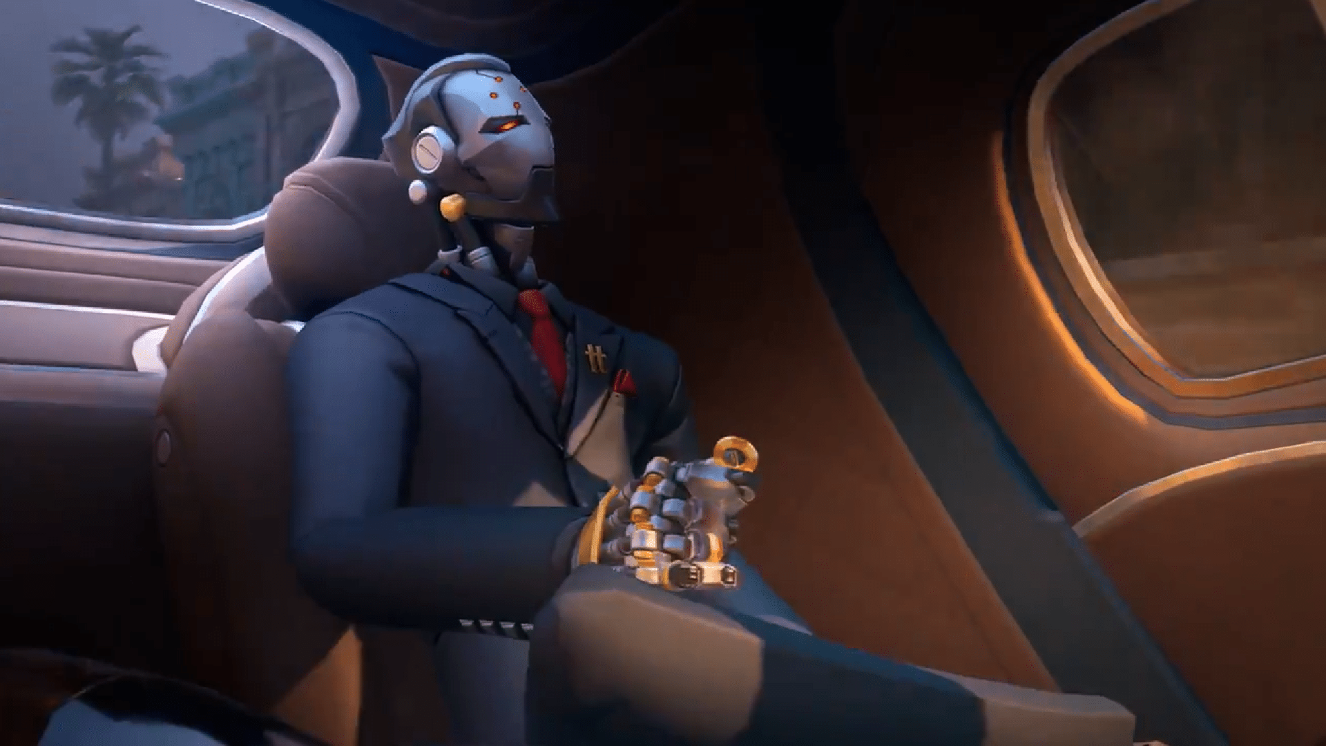 Overwatch Storm Rising Lore maximilien