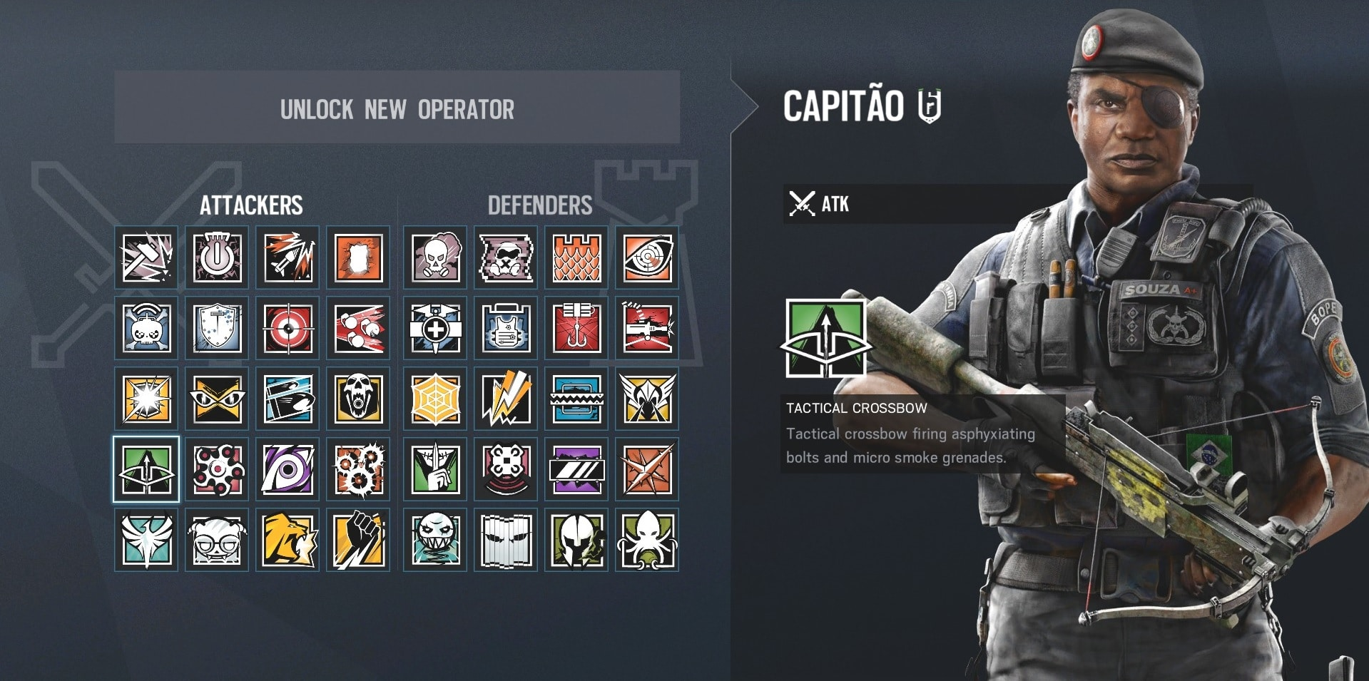 Rainbow Six Siege Capitao Guide
