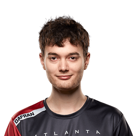 "Daniel ""dafran"" Francesca Player Profile"