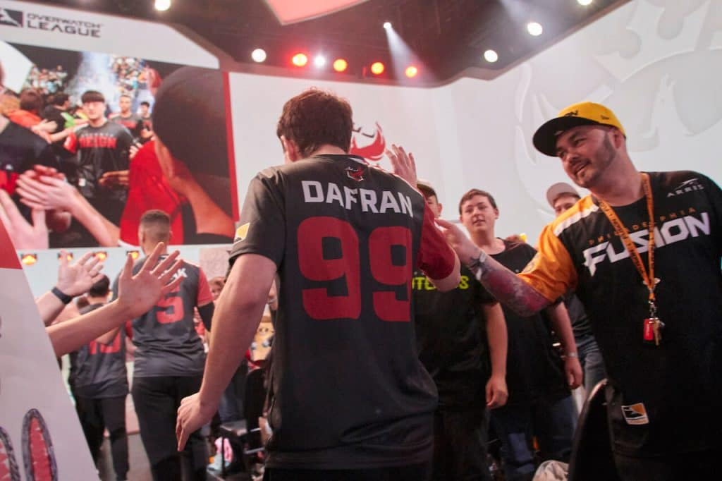 Dafran Overwatch League competition