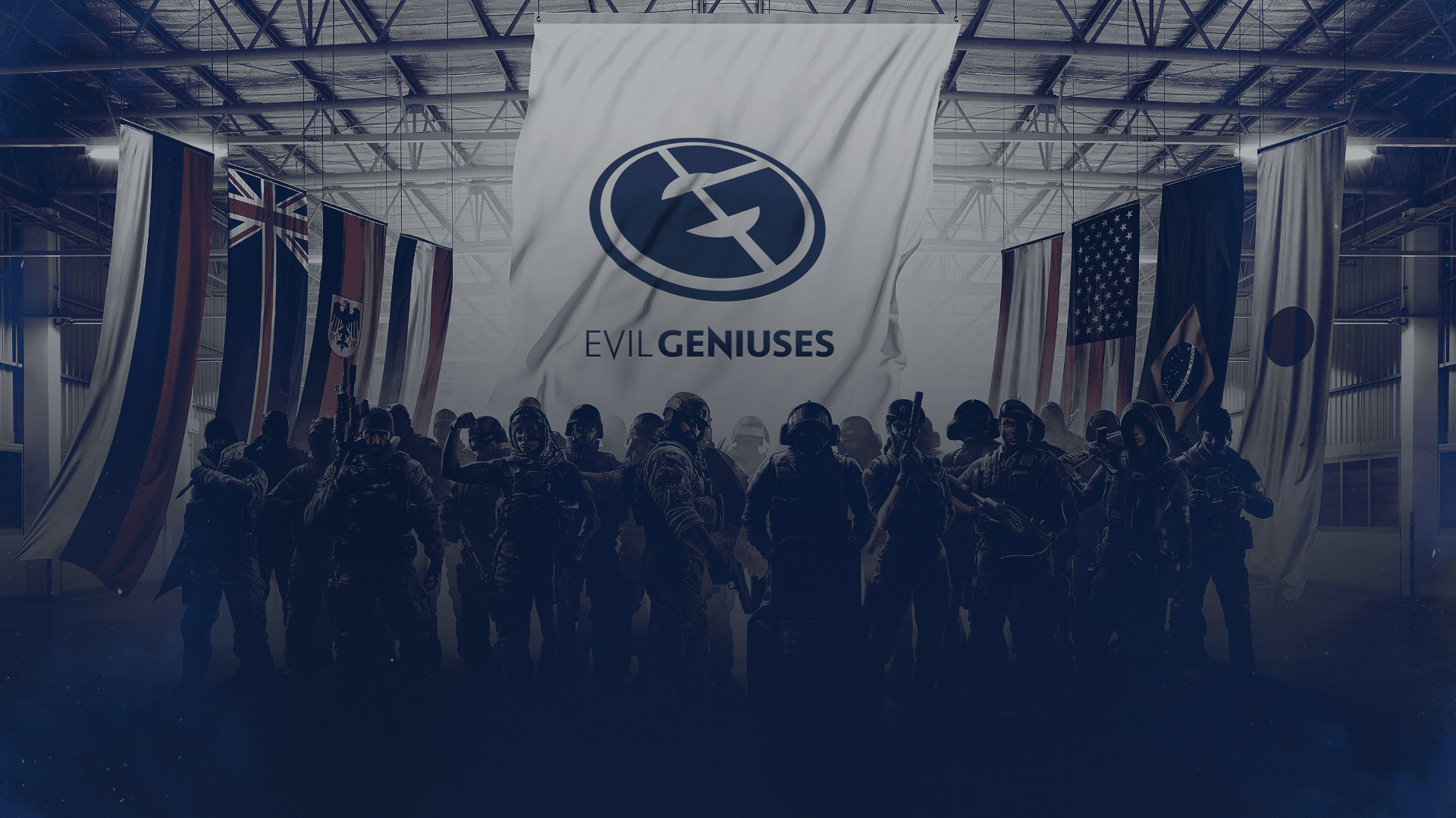 R6S Evil Geniuses Team Profile