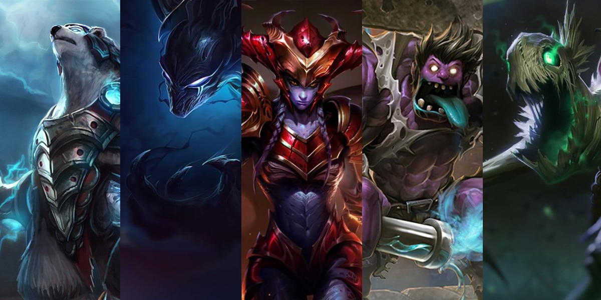 League Of Legends Rework List 2020.A Personal Take On The 5 Lol Champion Reworks Gaming4 Cash