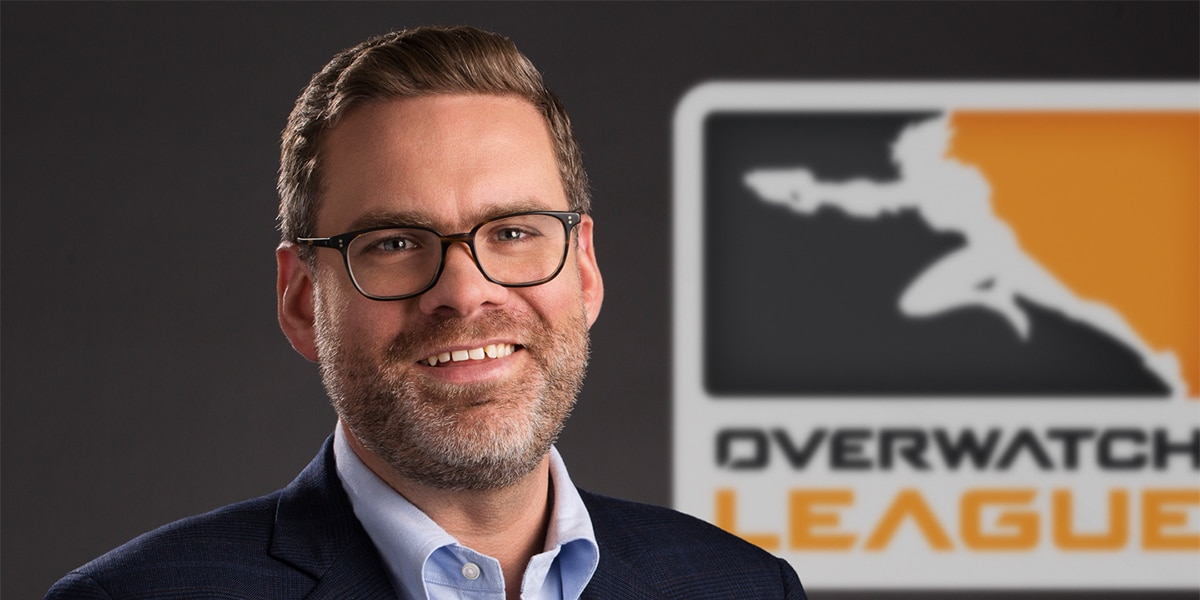 Overwatch League's commissioner to Fornite