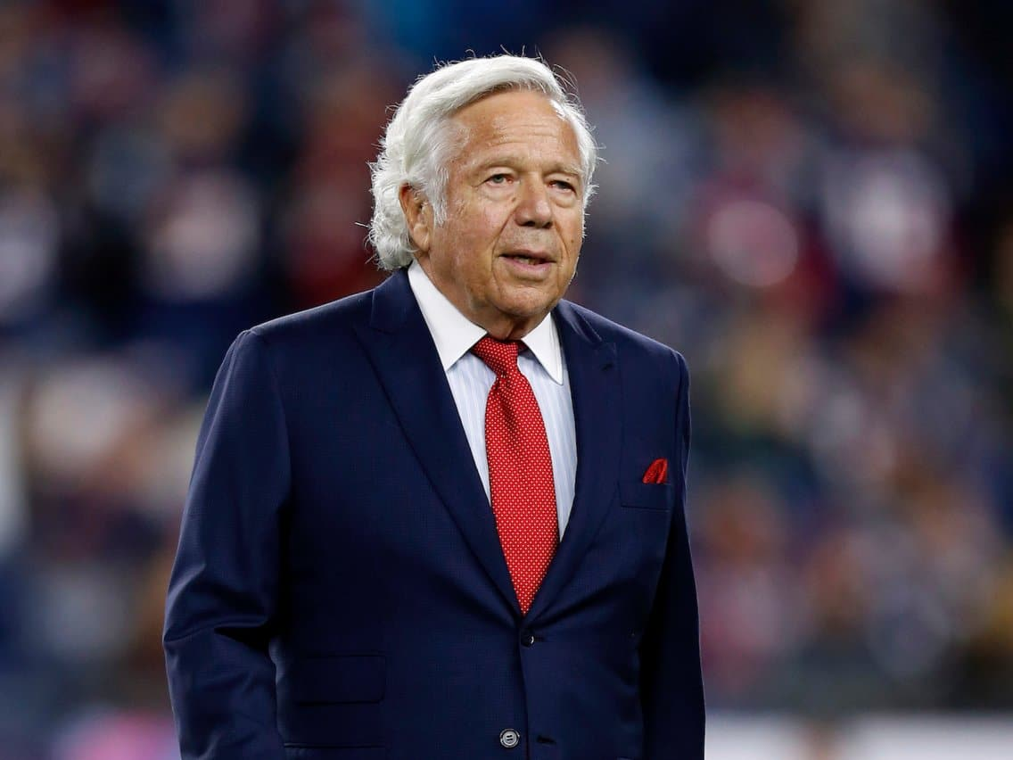 Robert Kraft Boston Uprising owner
