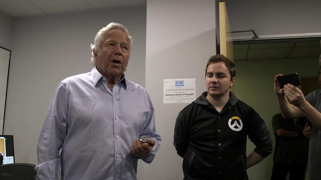 Boston Uprising owner Kraft