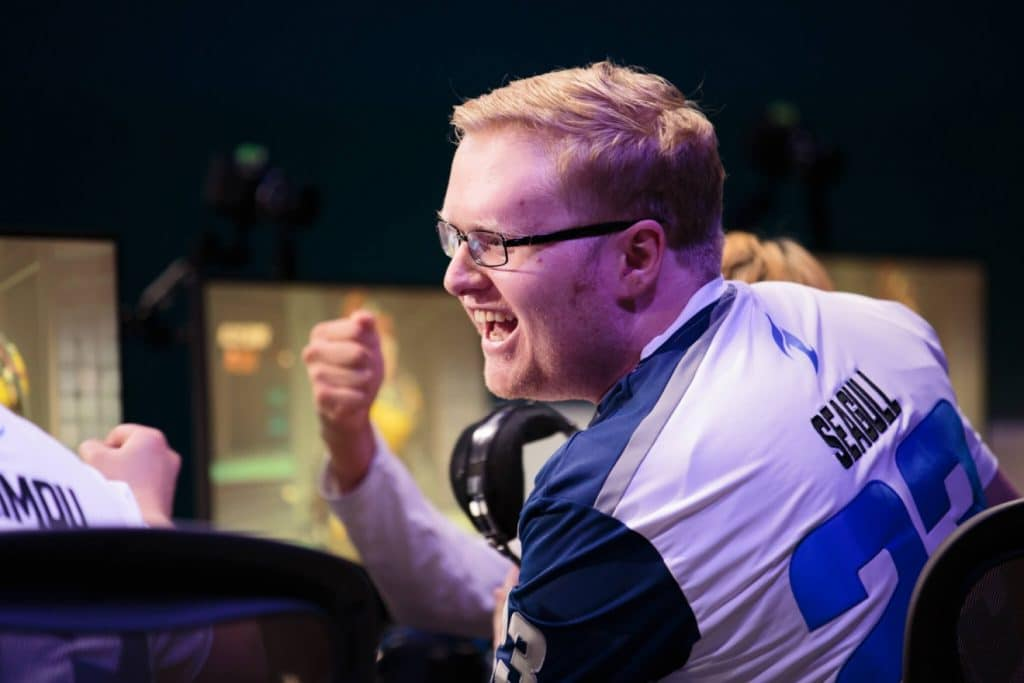 Seagull Dallas Fuel Player Profile