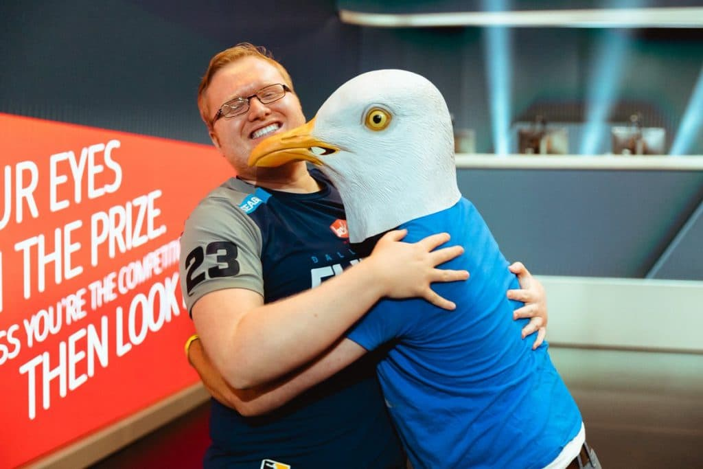 Seagull Overwatch Player Profile