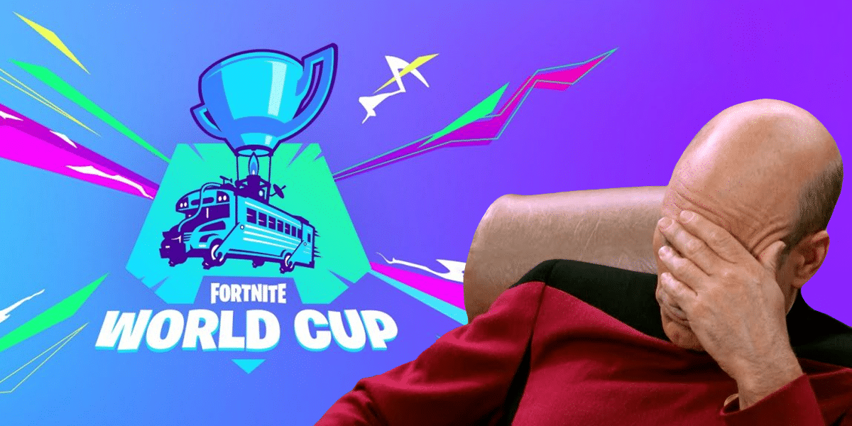 Fortnite World Cup Dissapointment