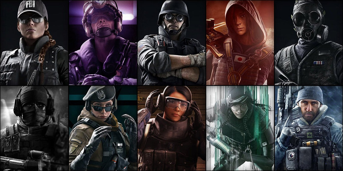 R6S Harassment Article