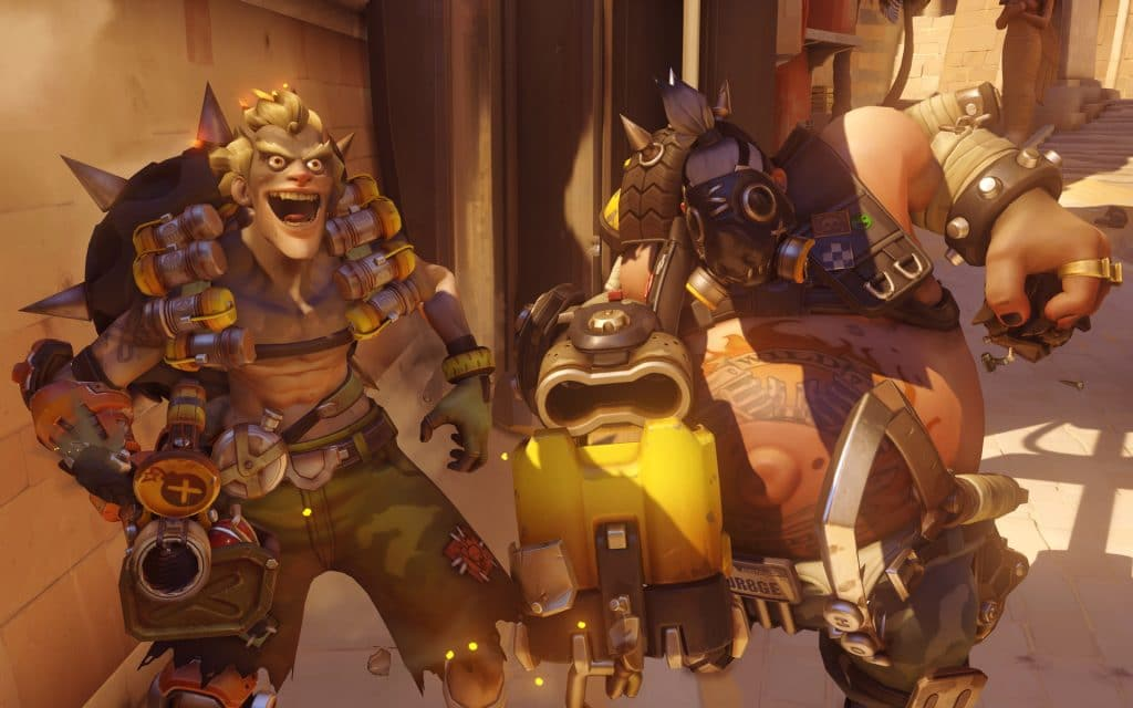 Roadhog Overwatch Guide