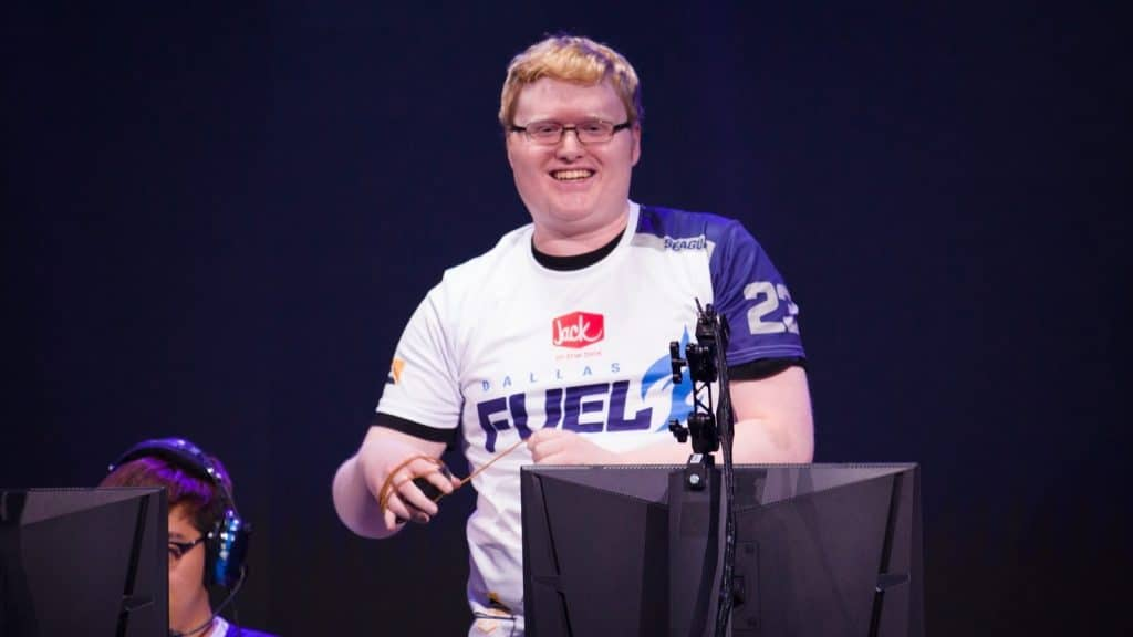 Seagull Retires from Professional Overwatch