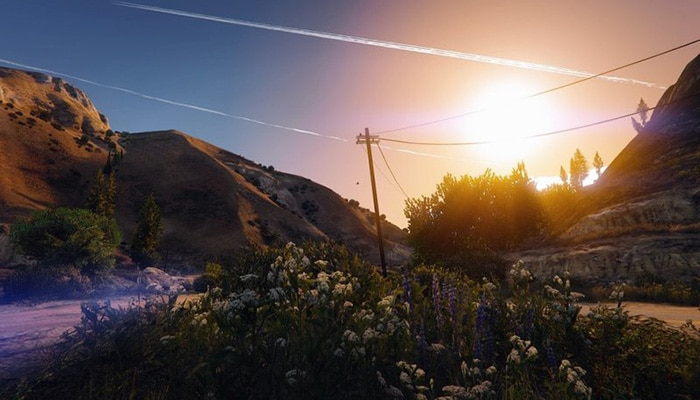 gta v nature image