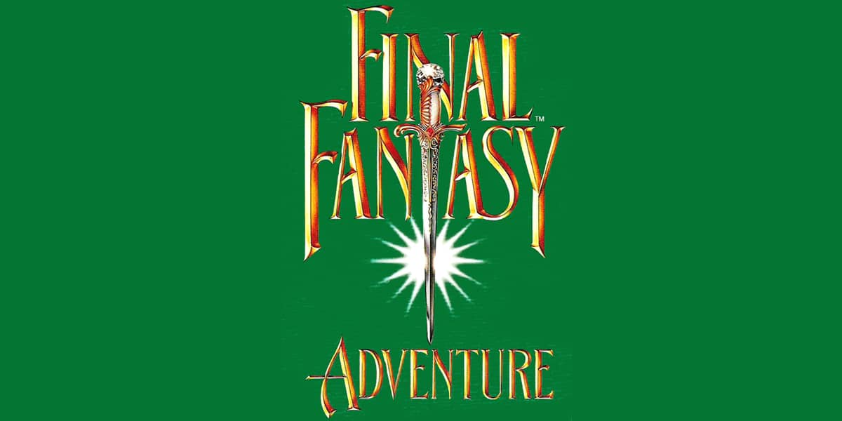 Final Fantasy Adventure Game Boy