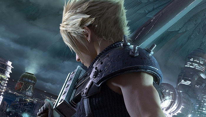 Final Fantasy VII remake preview