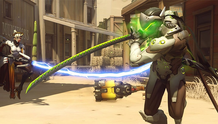 Beginners Overwatch Guide Genji