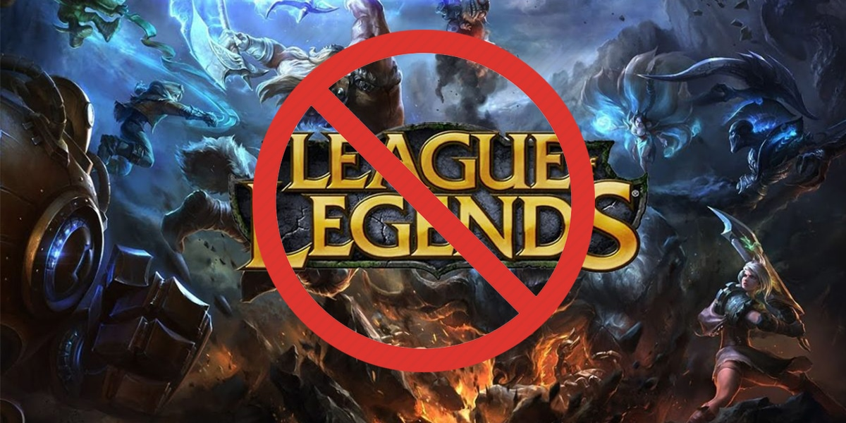 League of Legends banned in Iran