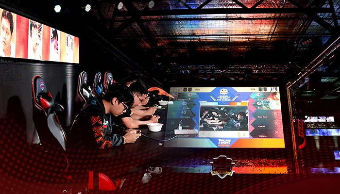 Gaming and esports industry in Thailand