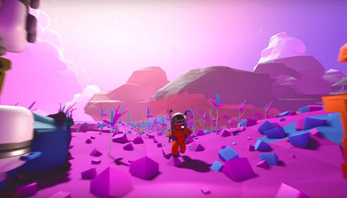 astroneer video game art 2019