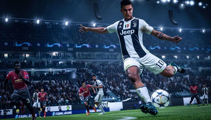 Fifa 19 sports in gaming