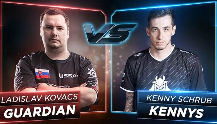 kennys vs guardian dreamhack masters dallas csgo