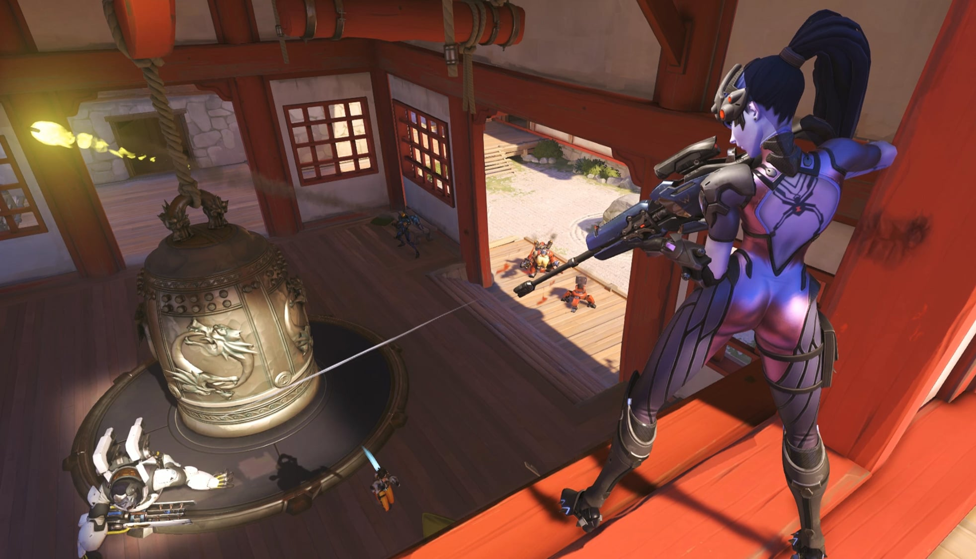 Widowmaker overwatch guide