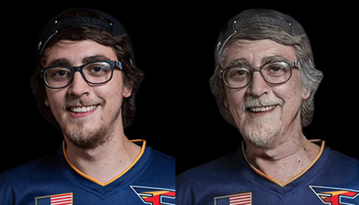 James Clayster Eubanks FaceApp Transformation