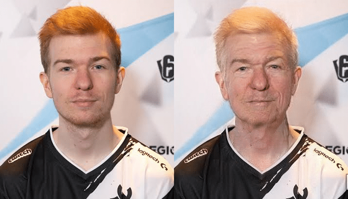 Niclas Pengu Mouritsen FaceApp Transformation