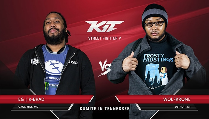 Esports Rivalries Street Fighter