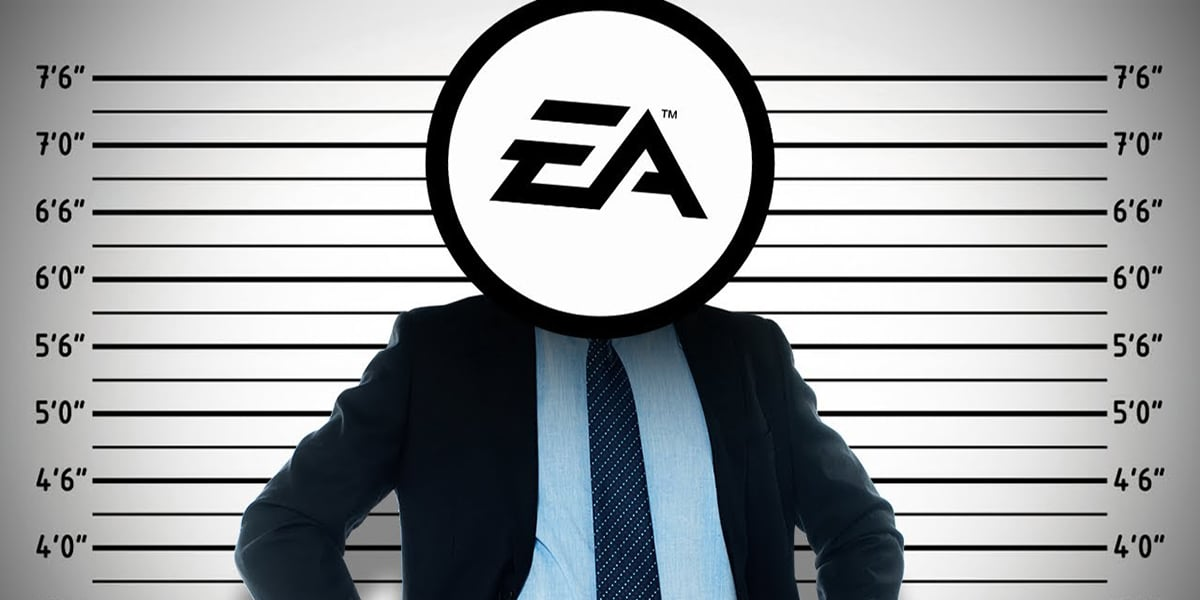 """EA Confused to why they are a """"Bunch of Bad Guys"""""""