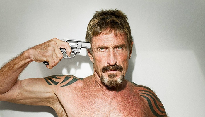 McAfee russian roulette