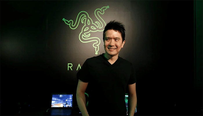 Min liang tan razer ceo profile photo