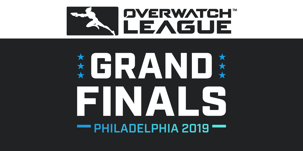 OWL Grand Finals 2019 Philadelphia
