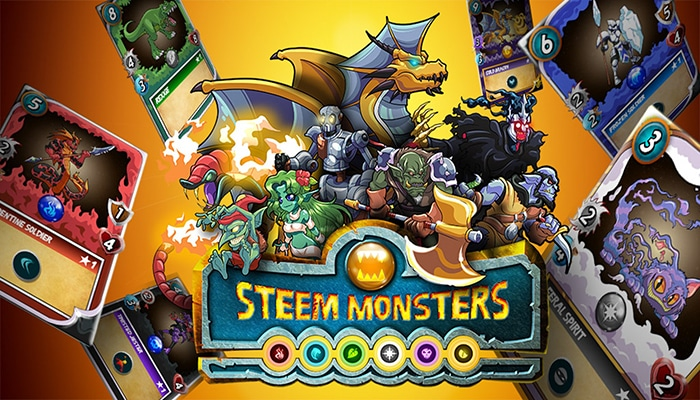 Steem Monsters gaming cryptocurrencies