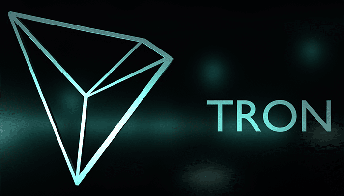 TRON cryptocurrency gaming