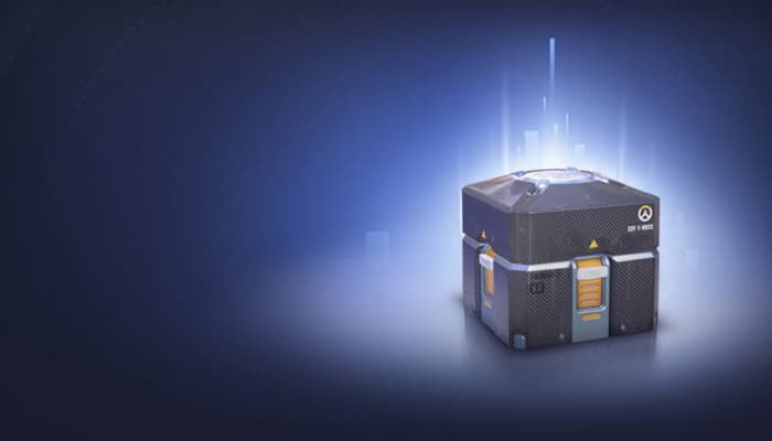 history of lootboxes modern lootbox