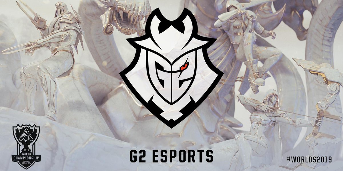 G2 at Worlds 2019