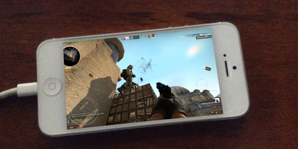 steamlink csgo mobile